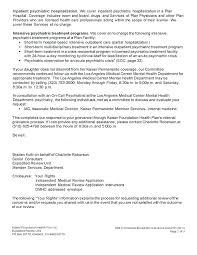 Doctors Note Kaiser Permanente Kaiser Doctors Letter Template Phrase Dr Note Singlepub Co