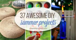 37 awesome diy summer projects fun