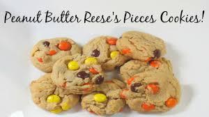 peanut er reese s pieces cookies