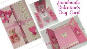 diy valentine cards handmade 3d pop up greeting card for boyfriend valentines day birthday love