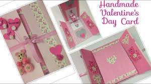 diy valentine cards handmade 3d pop up greeting card for boyfriend valentines day birthday love