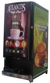 Coffee Vending Machine For Sale Inspiration Atlantis Tea And Coffee Vending Machine For Sale In Delhi NCR Tea