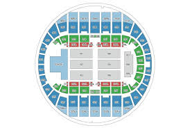 The Van Buren Venue Seating Chart Live In Concert Boston At The Von Braun Center