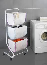 Laundry bins and baskets to use instead of the floor