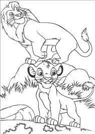 Printable-Simba-Coloring-Pages.jpg (1024×1437) | Disney Coloring ...
