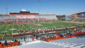 Doyt Perry Stadium Home Of Bowling Green Falcons Page 1