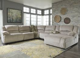 sectional sofa with chaise and recliner. Wonderful Sofa Signature Design By Ashley Toletta  Granite Reclining Sectional W Console  U0026 Chaise Item On Sofa With And Recliner C