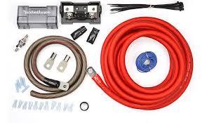 rockford fosgate rfk1 1 0 gauge amplifier power wiring kit at rockford fosgate rfk1 front