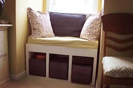 window chair furniture. Good Looking Bay Window Seat Plans Inspiration : Pretty Design With Chair Furniture N