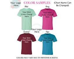 Bella T Shirts Color Chart Bella Canvas Shirt Mock Up Bella Canvas 3001 Color Chart