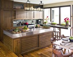 Brick Floor In Kitchen Stainless Steel Countertops Brick Floor Kitchen Dickorleanscom