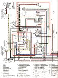 1300 and 1302 usa from 1971 1 jpg vw beetle wiring diagram wiring diagram schematics baudetails info 1255 x 1671