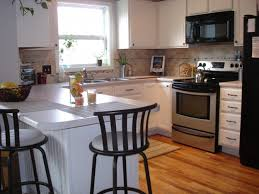 Small Space Kitchens White Kitchens For Small Spaces Sharp Home Design