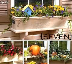 diy window boxes planters ten window box planter ideas with free building plans ten diy window boxes