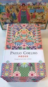 Paulo coelho kalender 2021 leseprobe. Paulo Coelho Moder Dagkalender Fredensborg Boghandel Facebook