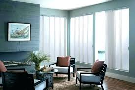 window coverings for sliding glass doors large patio door treatments size covering panels