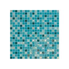 pool warter park glass mosaic tiles