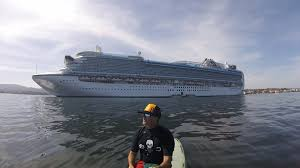 cruise ships in the monterey bay the truth be told june 2018 updated