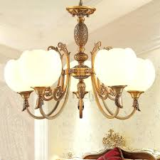 chandelier glass shades replacement 1 5 8 x 4 frosted