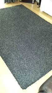 ikea alhede rug high pile rug carpet black grey free to view anytime ikea alhede rug