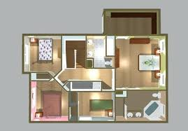 home design 3d gold home design 3 three 3 bedroom apartment house