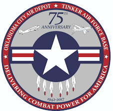 home page of tinker air force base tinker air force base 75th anniversary