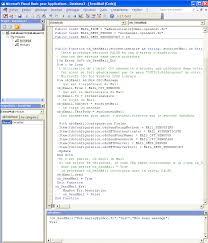 Fantastic On Error Resume Next Vba Example Photos Resume