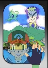 My Pokemon Movie 13: Zoroark master of Illusions Poster   Pokemon movies,  My pokemon, Pokemon