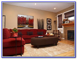 Wall Colors That Go With Red Carpet