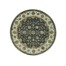 8 ft round rugs h foot octagon runner x 10 area 8 ft round rugs