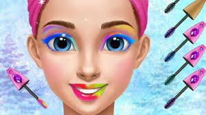 princess gloria makeup salon play makeup dress up beauty makeover games funny gameplay video