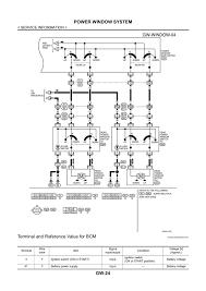 power window main switch and nissan navara wiring diagram d40 nissan navara d40 stereo wiring diagram power window main switch and nissan navara wiring diagram d40