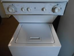 Ge Appliance Repair Kansas City Appliance City Ge 24 Inch Space Maker Laundry Center Built By
