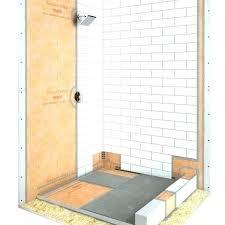 install shower in basement installing shower drain basement shower drain showers decoration install plumbing a rough