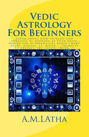 Vedic Astrology For Beginners Learn About How To Read And Forecast By Looking At Your Natal Horoscope Astrological Birth Chart Stars Houses 12
