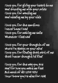 Love Poem Quotes For Him