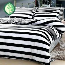 striped bedding sets black and white striped sheets ing sets twin queen full zebra blue quilt striped bedding sets