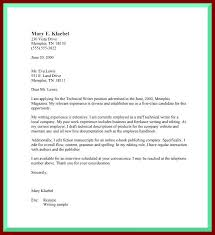 writing a letter format cover letter format