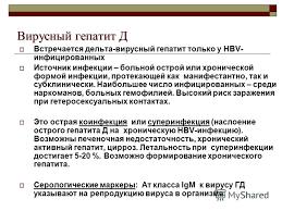 Презентация на тему Гепатит В Вирус гепатита В ВГВ hВv  20 Вирусный