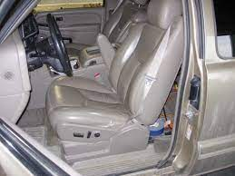 2007 chevy tahoe bucket seat covers