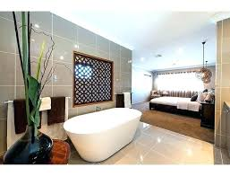 master bedroom with open bathroom. Open Concept Bedroom Bathroom Design Sensuous For Master Bedrooms With I