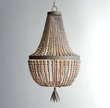 large wood bead chandelier wood empire chandelier large wood bead chandelier world market