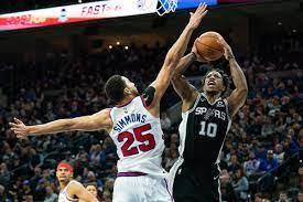 Philadelphia 76ers San Antonio Spurs maçı canlı izle NBA TV şifresiz -  Sabit Haber