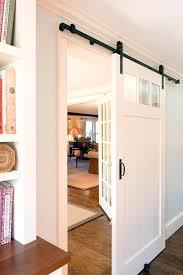 indoor farm door barn kitchen eclectic with oak floors sliding for bathroom hardware wonderful doors in best choice of farm doors sliding