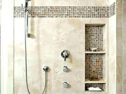 shower shelves tile bathroom wall inserts shelf for niches and