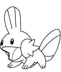 Pokemon Character Free Coloring Page Kids Pokemon Coloring Pages