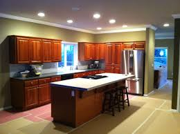 Dark Stain Kitchen Cabinets Cabinet Painting And Staining Contractors In Portland Beaverton
