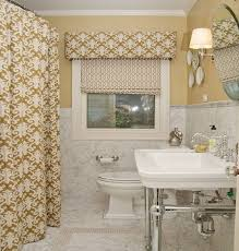 master bathroom window treatment ideas