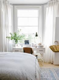 bed in office. Image Credit: Design Sponge Bed In Office