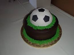 Soccer Ball Icing Decorations Soccer Ball Groom's Cake CakeCentral 51